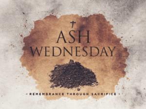 Ash Wednesday - Drive-Through Service @ Bird-in-Hand UMC